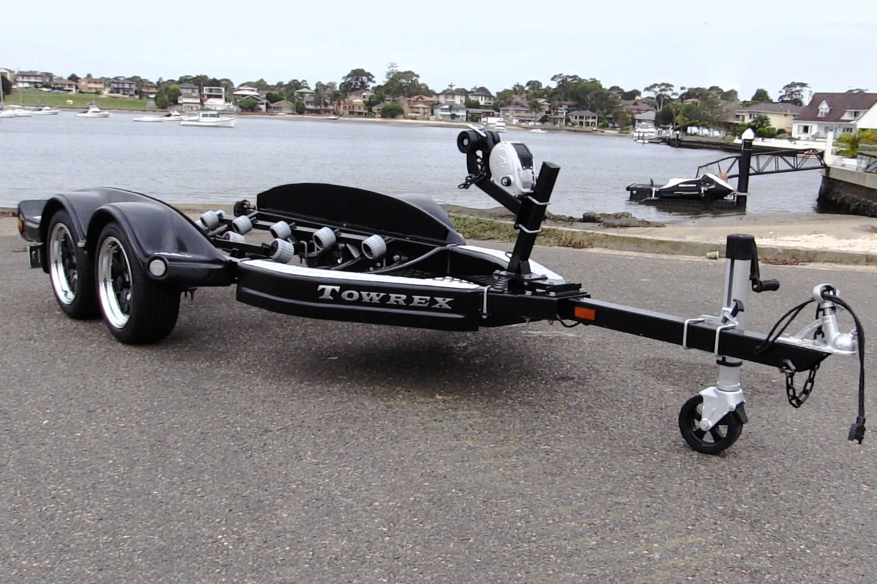 What To Look For In A Jet Ski Trailer Towrex Trailers